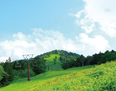 Image: Kumanoyu Ski Resort
