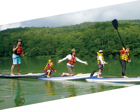 Image: Stand Up Paddleboard