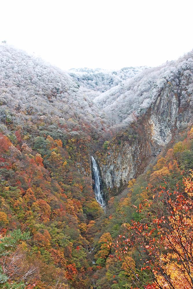 澗満滝(かんまんだき)の画像